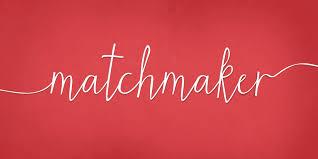 matchmaker font alphabet blocks