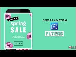 Make Flyer App Poster Maker Flyer Designer Ads Page Designer Apps On