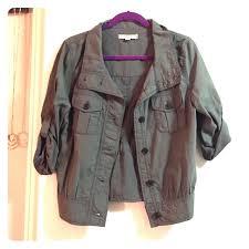 loft utility jacket. olive loft utility jacket loft t