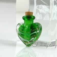 Decorative Glass Bottles Wholesale miniature glass bottles pendant for necklace wholesalesmall 84