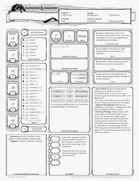 dungeons and dragons character sheet online vengers old school gaming blog dd 5e character sheet d d gaming
