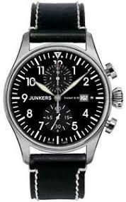 junkers 6178 2 watch men 039 s watch chronographs aviator image is loading junkers 6178 2 watch men 039 s watch