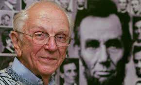 This year has been Lincoln's bicentennial, bringing further renown for the historian David Herbert Donald, who has died aged 88. - David-Herbert-Donald-001