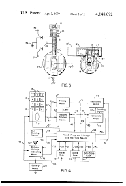 Patent us4148092 electronic bination door lock with dead bolt drawing multisim circuits free download circuit