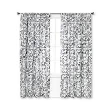 curtain panel kalahari grey 25 liked on polyvore featuring home home decor