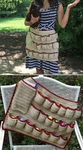 Egg Apron Pattern