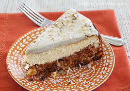 Carrot Cake Cheesecake Recipe The Answer Is Cake