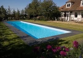 inground swimming pool slate lap mosaic home pools on ground43 ground