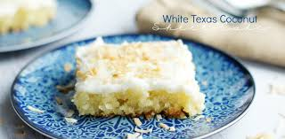vanilla texas sheet cake white texas coconut sheet cake 5 boys baker
