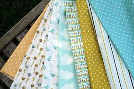 """Cloud9 Organic Fabrics to Make Baby Clothes, Quilts, & Nursery ... & ... fun design with the importance of organic cotton and eco-friendly  finishing processes."""" Their premier collection, My Happy Garden, is a baby  friendly, ... Adamdwight.com"""