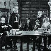 oliver twist film oliver twist portrayed by jackie coogan third from the right his child protecting benefactors