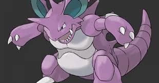 Nidoking Evolution Chart Pokemon Lets Go Nidoking Stats Moves Evolution