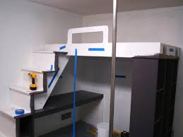 bunk bed with office underneath. Bunk Bed With Office Underneath