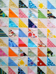 """Quilts in progress 