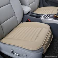 car seat covers pu leather seat protection anddecoratio automobiles seat cushion anti slip car interior accessories four seasons slipcovers for car seats