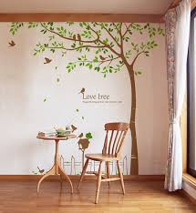 large tree removable wall decals vinyl stickers decor 103 love tree 02