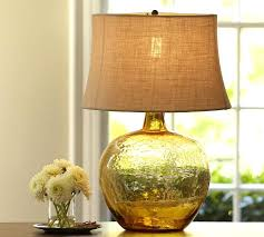 glass bottle lamp kit lamps amusing base clear jug brown shade with gold finished of stand