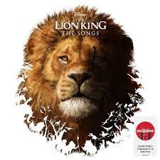 <b>Various Artists - The</b> Lion King (Original Motion Picture Soundtrack ...