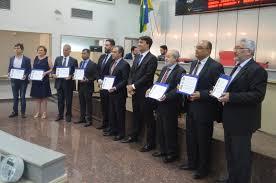 Membros e servidores do TCE-RO recebem homenagem na Assembleia – TCE-RO |  Tribunal de Contas do Estado de Rondônia