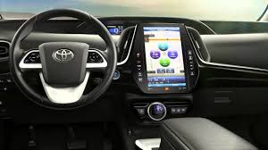TOYOTA PRIUS - NEW HYBRID AND INTERIOR RIVIEW. - YouTube