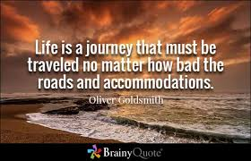 Quotes Life Journey 100 Journey Quotes QuotePrism 35