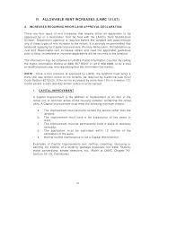Rent Increase Form California Rental Increase Letter Template Rental Increase Letter Template Rent
