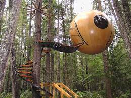 Perfect Getaway Space In This Amazing Tree Houses  CreativeresidenceCoolest Tree Houses