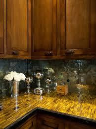 Mirror Backsplash In Kitchen 45 Splashy Kitchen Backsplashes Greater Seattle Tacoma Area