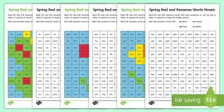 Phonics worksheets and online activities. Spring Phase 3 Phonics Mosaic Activity Sheet Phonics Phase 3 Phonics Fun Phonics Activities