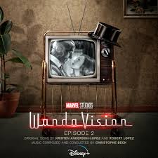 Wandavision episode 6 sees wanda maximoff don the costume of the scarlet witch from the comics, and it certainly proves why marvel remarkably, even wanda and vision's kids, billy and tommy, get in on the act, wearing the costumes they adopted in the. Disney To Drop New Soundtracks Every Week For Wandavision