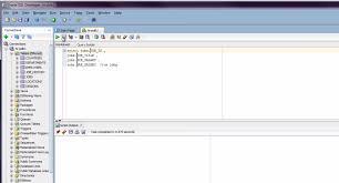sql developer multi cursor editing