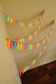 Neon Garland - Neon Party Decorations - FREE SHIPPING on Etsy, $14.43 AUD