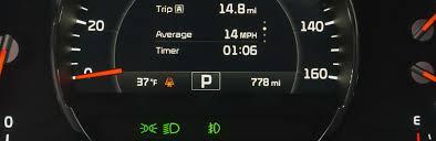 x warning light in my kia vehicle
