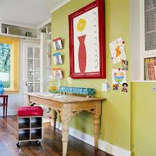 family home office. Clutter-taming Tricks Make This Room An All-work, All-play Family Office. Adapt The DIY Ideas For Your Own Home Office .
