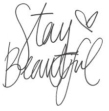 STAY BEAUTIFUL (via Beautiful-Quote) - Beautiful Quote