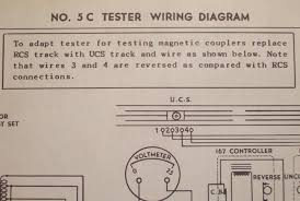 e train tca, toy trains, train collectors association Lionel Train Wiring Diagrams Switch the 1948 service manual showed how to upgrade the test set by installing a ucs track lionel had to keep the 5c current by having it be able to test the new