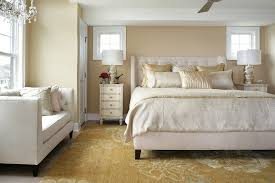 transitional bedroom mid sized transitional guest bedroom idea in other with beige walls awesome shabby chic bedroom