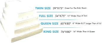 full xl mattress size. Full Xl Mattress Dimensions . Size