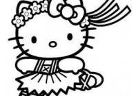 Disegni Di Hello Kitty Da Colorare Gratis Immagini Di Hello Kitty