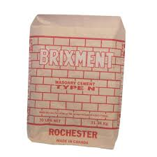 Brixment Color Chart Brixment 70 Lb Type N Masonry Cement 65150084 The Home Depot
