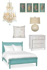 Sea Bedroom Decor Inspiration Board Beach Bedroom The Chandelier Style And Beaches