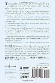 THIS I BELIEVE II By Jay U0026 Dan Gediman Editors Allison Gediman S Appliances Bath Maine
