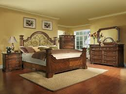 Metal Bedroom Sets Fresh Burleson Home Furnishings King Size Antique Brown  Bedroom Set With Iron Headboard