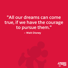 Disney Quotes About Dreams Extraordinary 48 Walt Disney Quotes That Will Inspire You Bright Drops