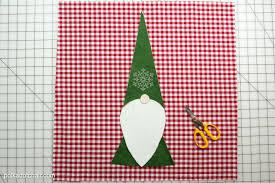 Christmas Gnome Pattern Interesting Decorating Design