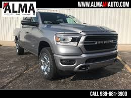 New 2019 RAM All-New 1500 Big Horn/Lone Star Crew Cab in Alma #07485 ...