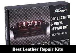 10 best leather repair kits reviewed