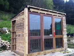 Construyendo Una Caseta De JardínHacer Caseta De Madera