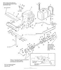 Pto shaft parts diagram beautiful simplicity sovereign 18hp hydro and 48 mower deck