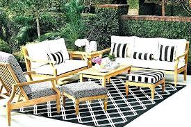 patio furniture cushion post